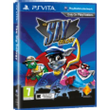 The Sly Trilogy PS Vita
