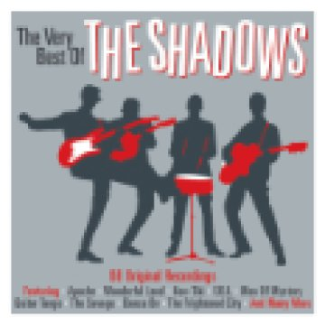 The Very Best Of The Shadows CD