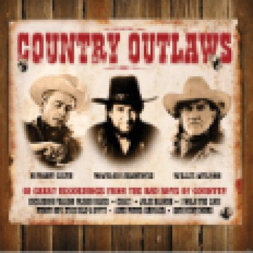 Country Outlaws CD