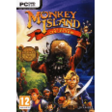 Monkey Island Special Edition Collection PC