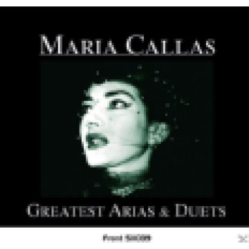 Greatest Arias & Duets CD