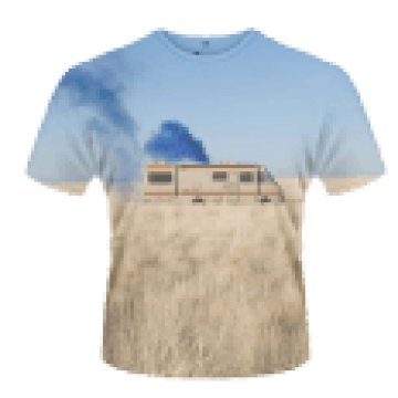 Breaking Bad - Trailer T-Shirt XXL