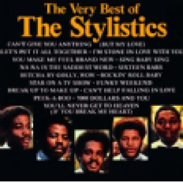 The Very Best of The Stylistics CD