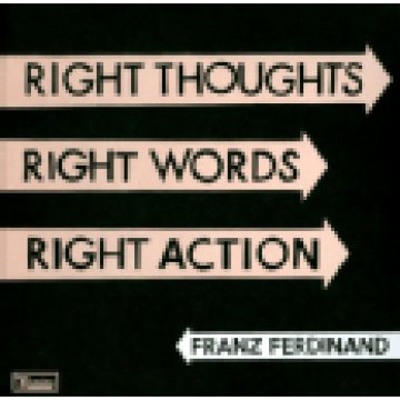 Right Thoughts, Right Words, Right Action CD