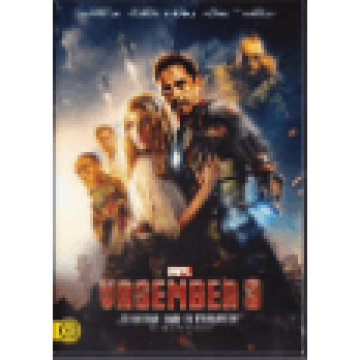 Iron Man - Vasember 3. DVD