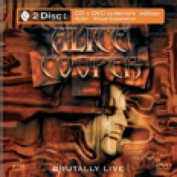 Alice Cooper - Brutally Live (CD + DVD)