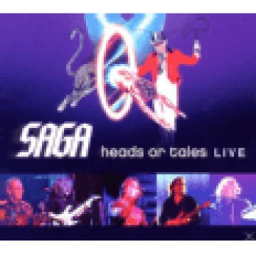 Heads or Tales - Live (Digipak) CD