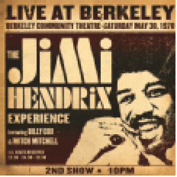 Live At Berkeley LP