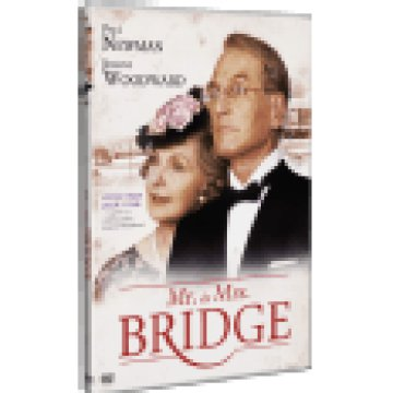 Mr. és Mrs. Bridge DVD