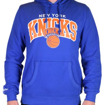 TEAM ARCH PULLOVER HOODY NYKNIC