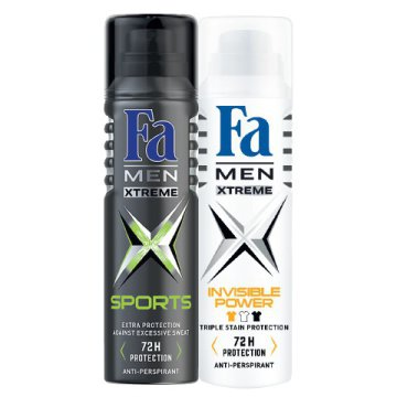 Fa Men Xtreme dezodorspray vagy -roll-on