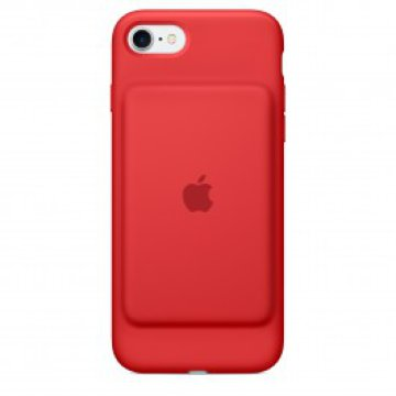 Apple - iPhone 7 Smart Battery Case - PRODUCT(RED)