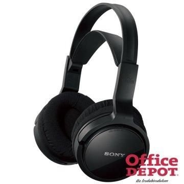 Sony MDRRF811RK.EU8 vezeték nélküli fejhallgató - ár 9becce961c