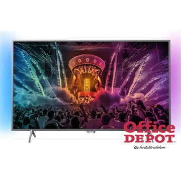 "Philips 43"" 43PUS6201/12 4K UHD Smart LED TV"