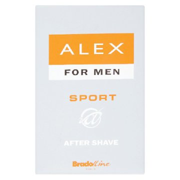 Alex after shave