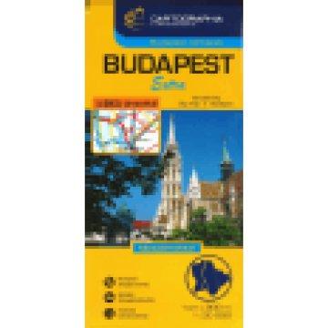 6876197716 Budapest Extra térkép