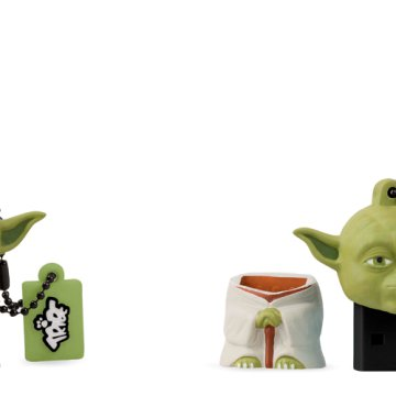 Btech Star Wars Pendrive 16GB Yoda