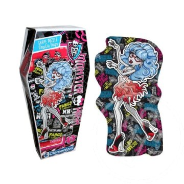 Monster High Ghoulia Yelps 150db-os egyedi formájú puzzle – Clementoni