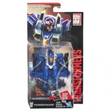 Transformers Generations: Thundercracker Legends Class Combiner robotfigura - Hasbro