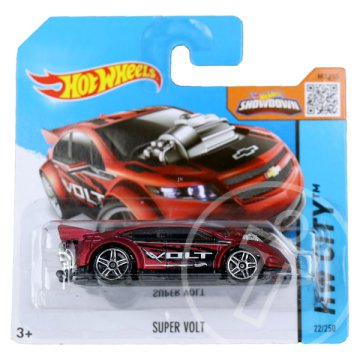 Hot Wheels City: Super Volt kisautó