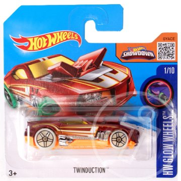Hot Wheels: Twinduction kisautó 1/64 - Mattel