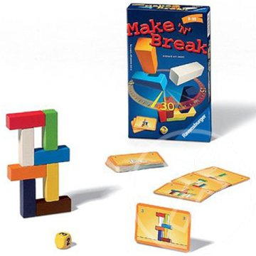 Make N Break Úti társasjáték - Ravensburger
