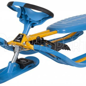 Stiga Snowracer Color Pro Blue-Yellow szánkó