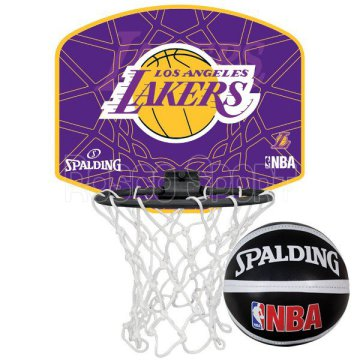 Spalding L.A. Lakers mini kosárpalánk