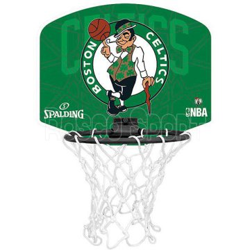 Spalding Boston Celtics mini kosárpalánk