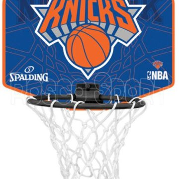 Spalding New York Knicks mini kosárpalánk