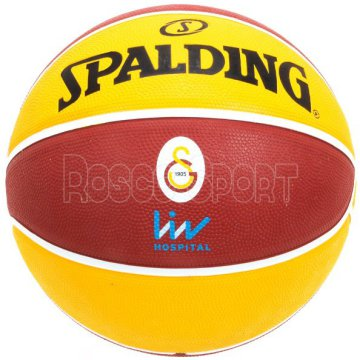 Spalding Euroleague Galatasaray kosárlabda, 7