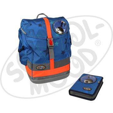 School-Mood két részes ergonómiai iskolatáska szett SM - ár ... 06377b759c