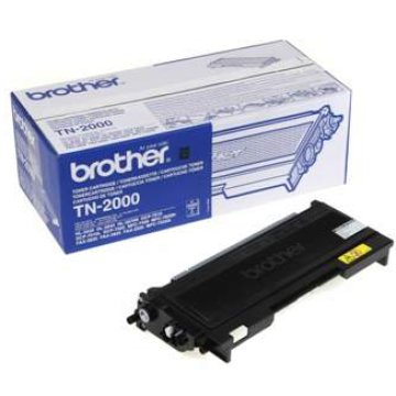 Brother TN-2000 toner, fekete