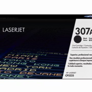 HP CE740A toner, fekete