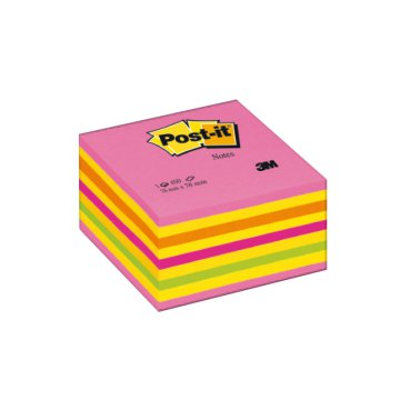 Post-it öntapadó kockatömb 76x76 mm