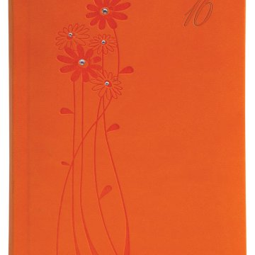 Agenda Power of Flower P012 B6 heti