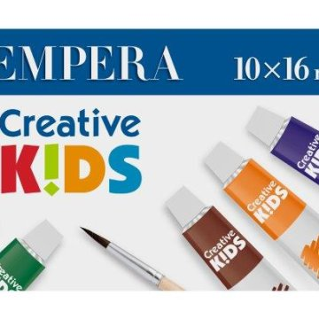 ICO Creative Kids tempera