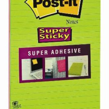 Post-it Super Sticky ultra jegyzettömb 2 tömb