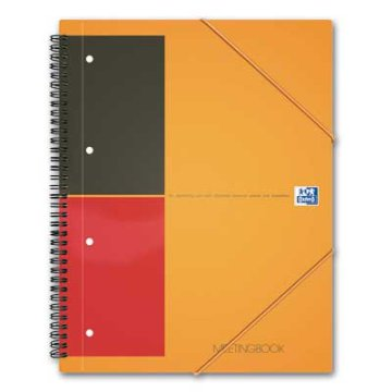 Oxford International meetingbook A4+