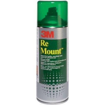 3M Scotch Spray Re-mount ragasztó 400 ml