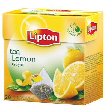 Lipton Lemon tea 20x1,5g