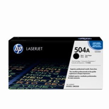 HP CE250A toner, fekete