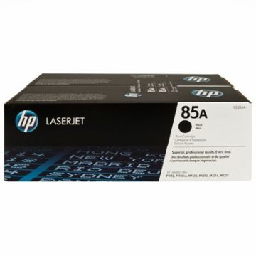 HP CE285AD/85A toner dupla, fekete