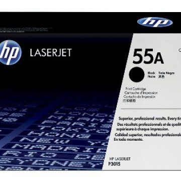 HP CE255A toner, fekete