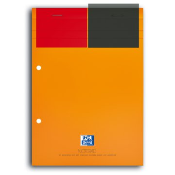 Oxford International Notepad jegyzettömb A4+