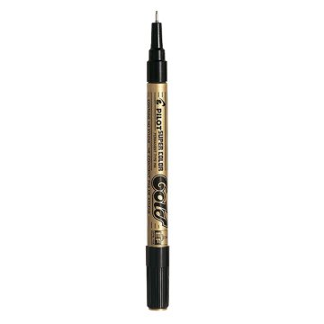 Pilot Super Color EF permanent marker