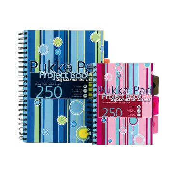 Pukka Pad Project Book
