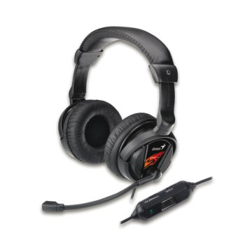 Genius HS-G500V Vibration headset