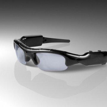 Beépített digitális kamerával rendelkező napszemüveg dbaa0ae6d3