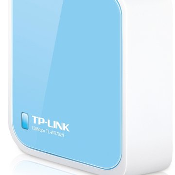 TP-LINK TL-WR702N 150Mbps Nano wifi router